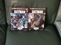 Batman comic books Part 1 & 2 still in wrapping never been used