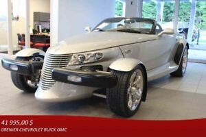 2000 Plymouth PROWLER *CUIR*