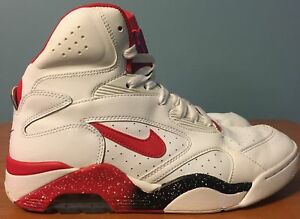 Nike Air Force 180 High Size 8
