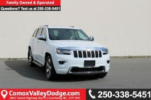 2014 Jeep Grand Cherokee Overland KEYLESS ENTRY, REMOTE START...