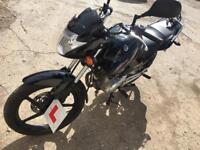 Yamaha YBR not pcx cbf sh or pes ps cbr