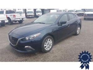 2016 Mazda Mazda3 GS Front Wheel Drive - 38,631 KMs, Seats 5