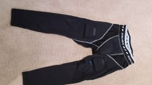 Youth Small Bauer jock pants - used