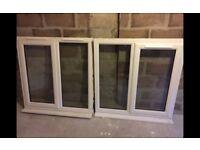 2 x Brand New Windows
