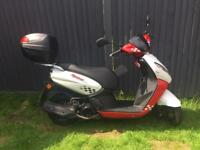 Peugeot kisbee 100cc one owner from new £750 Ono