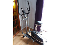 EXERCISE BIKE & CROSS TRAINER 2 in 1 FOR SALE!!!