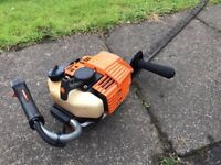 stihl hs85 hedge trimmer / cutter ready for work