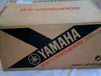 Yamaha reciever amp new in box!