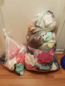 size 6 -12 months clothes with some 18 months