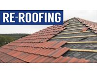 Re-Roofing Projects and Roof Repairing Services