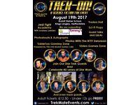 Science fiction fan event - Trek on