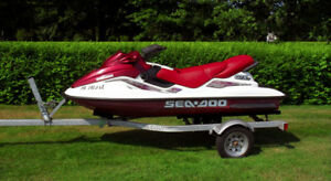 1999 Seadoo GTX Limited  (VERY FAST)