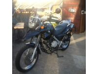 BMW F650GS 04 Black