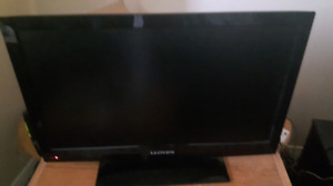 ******Pre-owned 25' TV With DVD Player Built In******