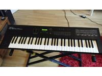 Roland D-10 multi timbral linear synthesiser.