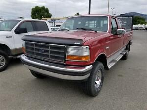 1992 Ford F-150 EXT/CAB 4X4