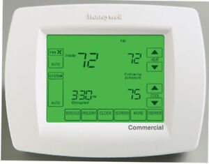 Honeywell Thermostat (touch screen)