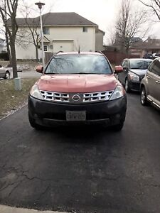2003 Nissan Murano ( $1300) first come first server
