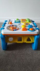 Toy r us activity table