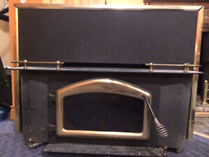 Napoleon wood fireplace insert
