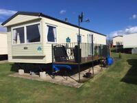 3 bed 8 berth Willerby Summer at Thornwick Bay at Flamborough
