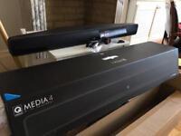 Brand new Q Acoustics Media 4 soundbar