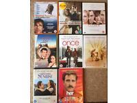 DVD romantic comedies