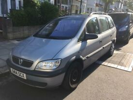 Zafira 7 seaters perfect condition