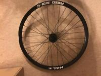 """Halo Freedom 26"""" front bicycle wheel"""