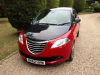 Chrysler ypsilon only 21000 £30 tax