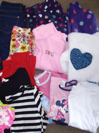 7 - 8 yr clothes bundle