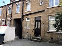 2 bed terraced house to rent - Loughrigg Street, Bradford BD5