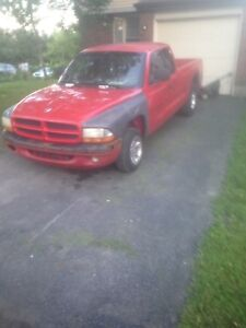 1999 Dodge Dakota Magnum Sport V6 manual 3.9L