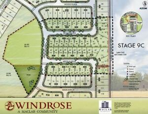 Lot for Sale - Windrose Community of Leduc