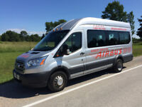 Full and Part Time Bus Drivers Required