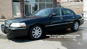 Lincoln Town Car  Ultimate 2004