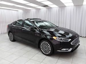 2014 Ford Fusion SE ECOBOOST AWD SEDAN w/ BLUETOOTH, NAVIGATION,