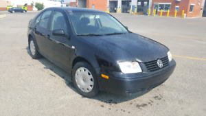 02 jetta single owner clean in and out