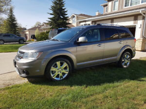 2013 Dodge Journey R/T AWD... Excellent Condition!