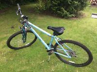 Ladies/girls bike Apollo XC26 £50