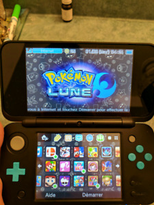 New 2DS XL with ALL GAMES