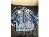 Mens Genuine True Religion Jacket