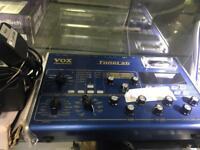 VOX tonelab effects switch
