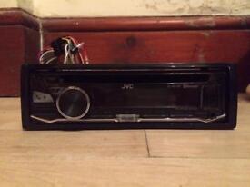 JVC Bluetooth stereo