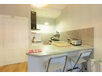Fully furnished ground floor 1 bedroom flat to let inEdinburgh .