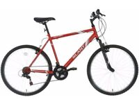 Mens Apollo 17 Inch bike BRAND NEW