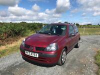 Renault Clio * low miles *