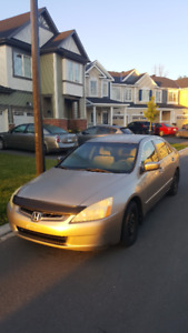 2003 Honda Accord LX Sedan