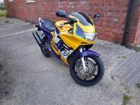 Honda CBR F3 1996 low miles
