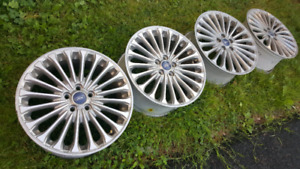 """18"""" Ford Fusion Factory Wheels"""